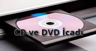 CD ve DVD İcadı ile Başlayan Teknolojik Gelişmeler